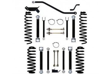Rock Krawler 3.5 Inch X Factor Short Arm Lift Kit LJ40001 Complete Suspension Systems and Lift Kits