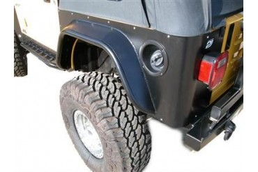 PUREJEEP Bed Side  PJ4011 Body Corner Guard