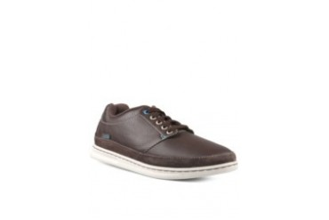 Crocs LoPro Lace-up Sneaker Espresso Stucco