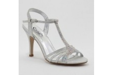 Sizzle Shoes - Style Avril Silver