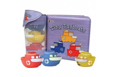 Tiny Tugboats Book