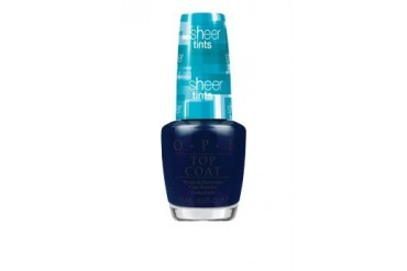 OPI Sheer Tint - I Can Teal You Like Me