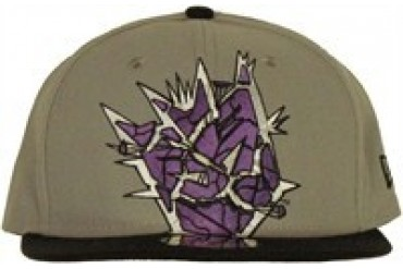 Transformers Decepticon Logo Explosion Embroidered 59Fifty Hat