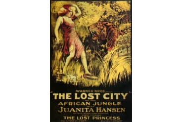 The Lost City Movie Poster (27 x 40)