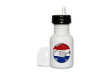 Paraguay Flag World Cup Soccer Futbol Football Bal Soccer Sippy Cup by CafePress