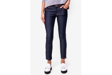 Catwalk88 Super Skinny Dark Rinse Crop Jeans