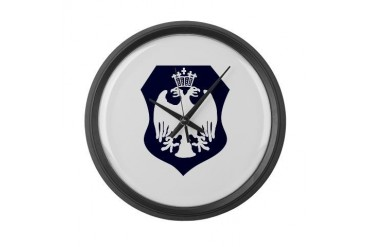 Royal Yugoslav Forces Iphone Large Wall Clock by CafePress