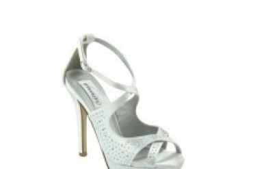 Dyeables Shoes - Style Sonya White 25913