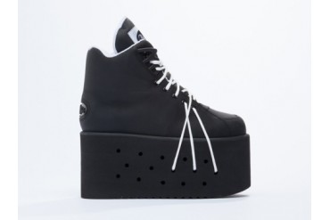 Buffalo X Solestruck 1384-10 Laces in Texas Negro size 8.0