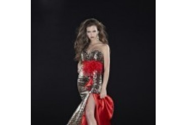"Panoply ""In Stock"" Prom Dress - Style 14418"