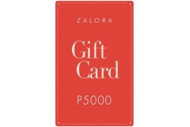 Gift Card P 5000