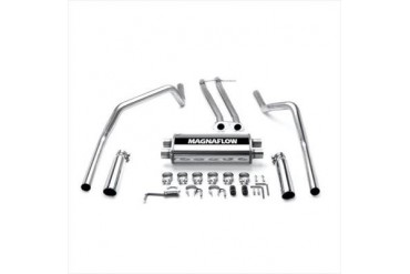 MagnaFlow Exhaust Cat-Back Performance Exhaust System 15750 Exhaust System Kits