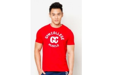 GymCollege Graphic T-Shirt
