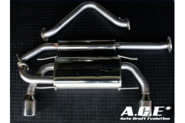 Auto Craft Exhaust Kit 02 Subaru BRZ 13