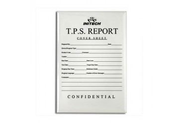 TPS Report Rectangle Magnet
