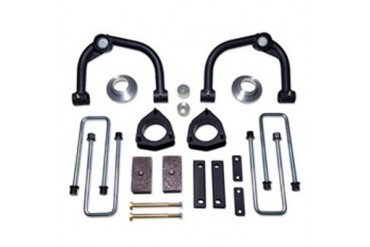 Tuff Country 4 Inch Lift Kit w/Rear Shock Extensions 54071 Complete Suspension Systems and Lift Kits