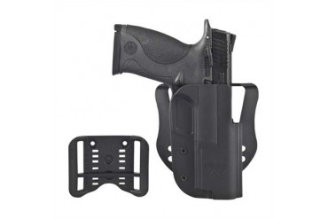 Revolution Injection Molded Paddle Holster - S&W M&P Rev Inj Mold Paddle Holster