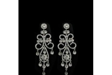 Jim Ball Earrings - Style CE473-CS/CG