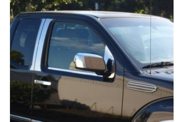 2005-2009 Nissan Pathfinder Mirror Cover TFP Nissan Mirror Cover 500 05 06 07 08 09