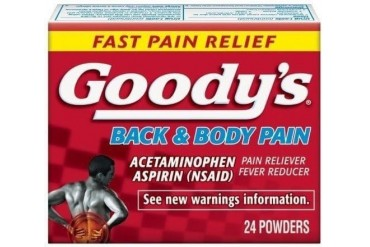 Goody s Back and Body Pain Formula
