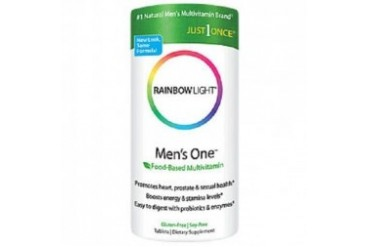 Rainbow Light Men s One Food-Based Multivitamin