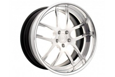 D2FORGED FMS08 Forged 3-Piece Wheel 24 Inch