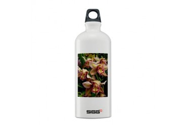 Pink Sigg Water Bottle 0.6L by CafePress