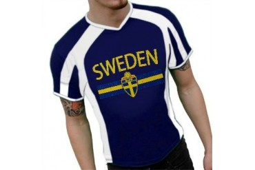 Sweden Vintage Shield International Sport Tee