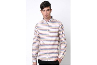 Native Youth FRENCH RIVIERA STRIPE SHIRT