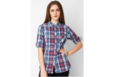 Heath Dolman Shirt With One Pocket