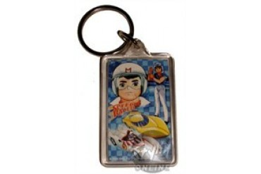 Speed Racer Mach 5 Pose Keychain