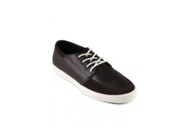 Rhumell Classic Dark Brown Sneaker Shoes