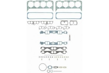 1986-1991 Chevrolet Corvette Engine Gasket Set Felpro Chevrolet Engine Gasket Set HS7733PT-9 86 87 88 89 90 91