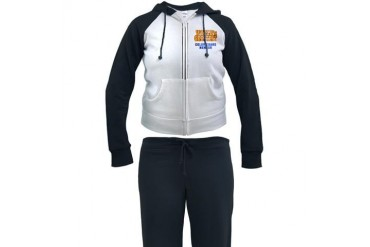 World's Greatest Color Guard Member Women's Tracks Marching band Women's Tracksuit by CafePress