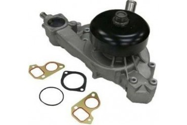 2000-2006 Chevrolet Tahoe Water Pump GMB Chevrolet Water Pump 130-7340 00 01 02 03 04 05 06
