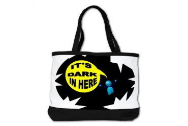 DARKPLACE Humor Shoulder Bag by CafePress