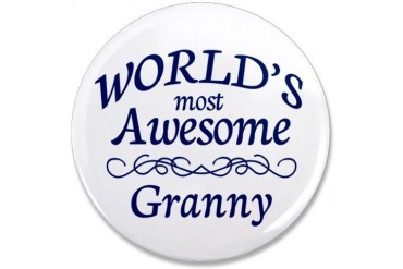 Granny Family 3.5 Button by CafePress