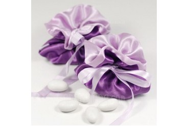 Classic Favor Bags With Ribbons (Set of 12) (050046716)