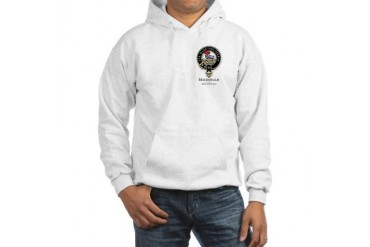 Clan MacDonald Family Hooded Sweatshirt by CafePress