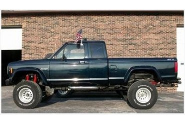 Bushwacker Ford Cut-Out Front Fender Flares 21007-11 Fender Flares