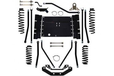 Rock Krawler 5.5 Inch Triple Threat Long Arm Lift Kit TJ558802 Complete Suspension Systems and Lift Kits