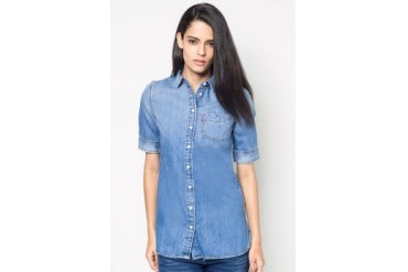 Levi's Relaxed One Pocket Long Shirt