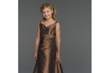 Bella Junior Bridesmaid Dresses - Style JM4330