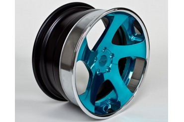 Rotiform TMB Forged 3-Piece Concave Wheel 18 Inch