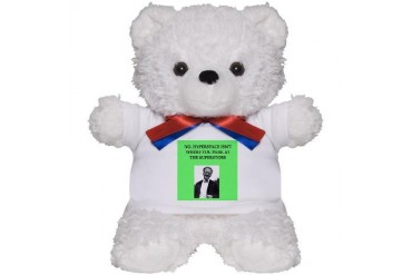 56.png Funny Teddy Bear by CafePress