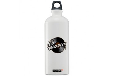Music Sigg Water Bottle 1.0L by CafePress