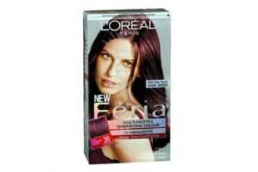 L'Oreal Feria Haircolour Chocolate Cherry 1 each