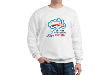Onlinetrucker tm Humor Sweatshirt by CafePress