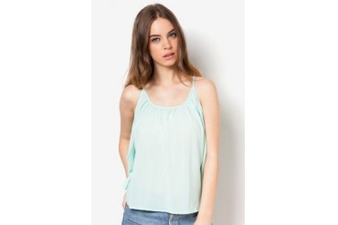 Something Borrowed Flare Cami