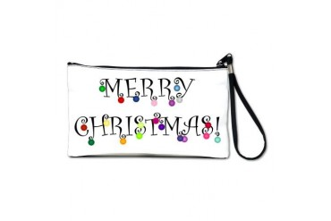 Merry Christmas LO Jesus Clutch Bag by CafePress